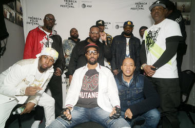 Wu-Tang Clan becomes first hip-hop act to headline at Ryman Auditorium.