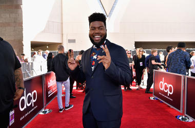 Khalid attends the 2019 Billboard Music Awards at MGM Grand Garden Arena on May 1, 2019 in Las Vegas, Nevada.