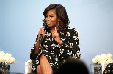 Michelle Obama is going on tour.