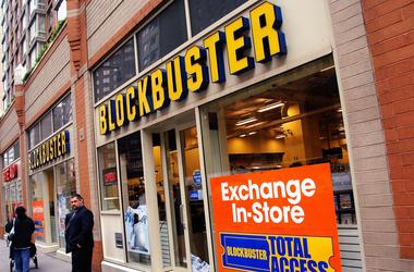 Are you old enough to remember Blockbuster?