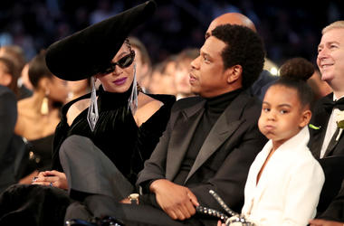 Everyone's attention is on Blue Ivy in Netflix's Homecoming trailer.