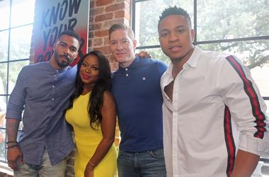 The cast of Power returns to your TV for season 6.