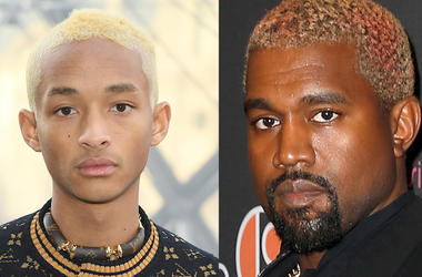 Jaden Smith, Kanye West
