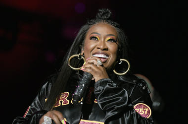 Missy Elliot dropped a new EP.