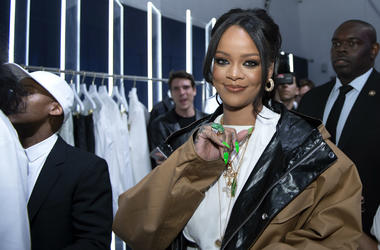 Rihanna is letting us know the album is coming sooner or later.