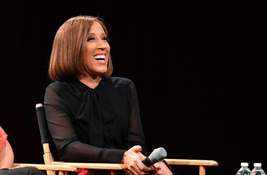 Robin Thede created the series and to be head writer for a late night show.