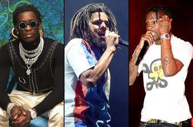 Young Thug x J. Cole x Travis Scott