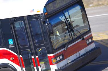 Metrobus bus transportation