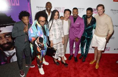 sorry to bother you cast