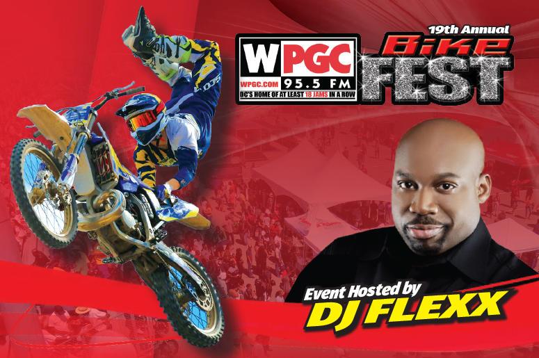 Bikefest with DJ Flexx