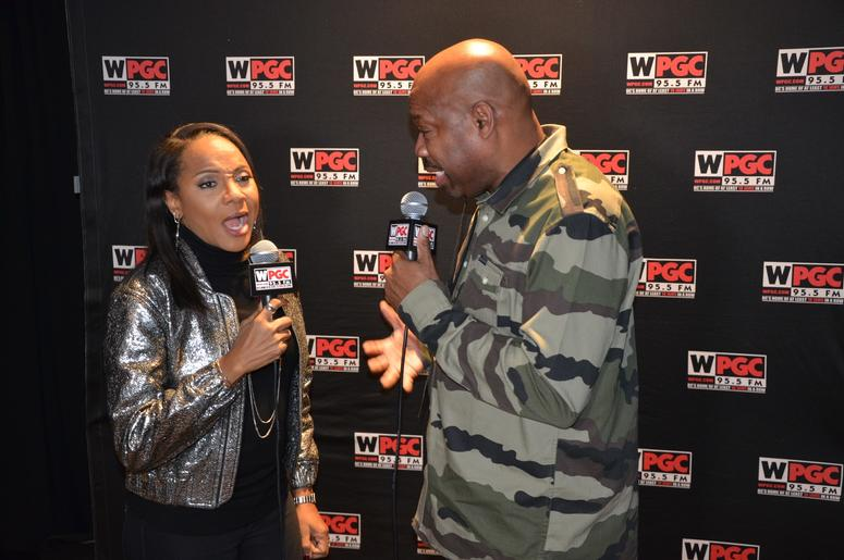 For Sisters Only Meet and Greet FSO 2018 MC Lyte