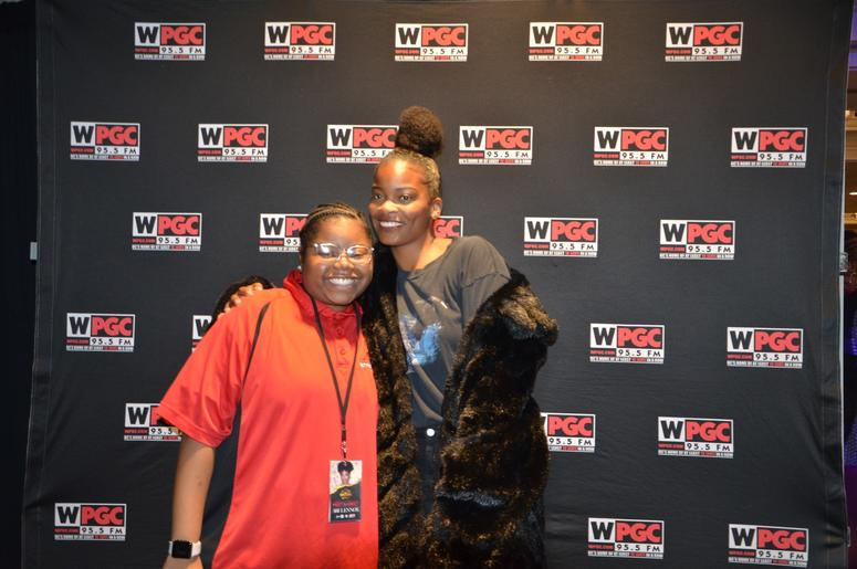 For Sisters Only Meet and Greet FSO 2018 Ari Lennox