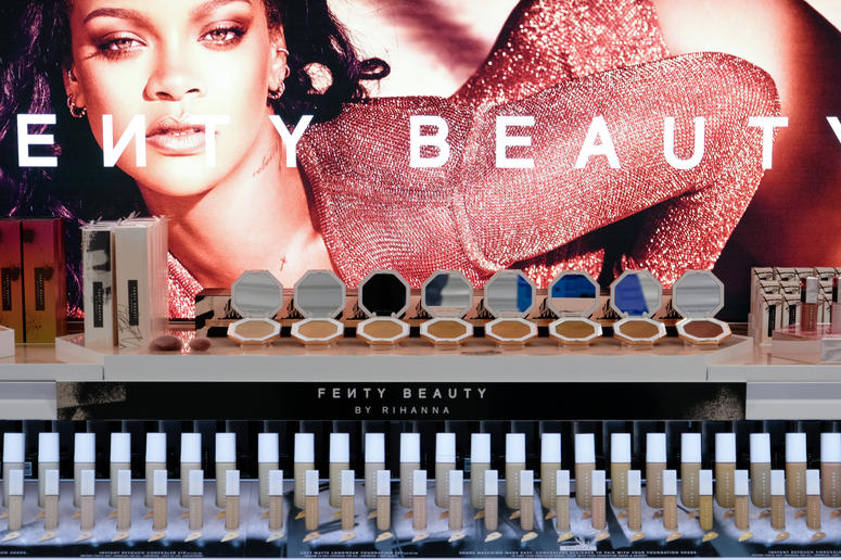 """Fenty Beauty is being sued over """"access barriers"""" on its website."""