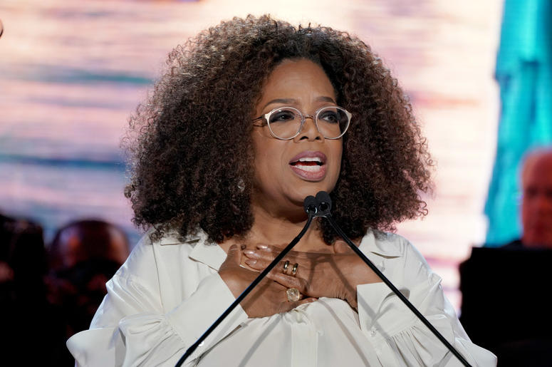 Oprah is gifting $1 million to support HBCUs.