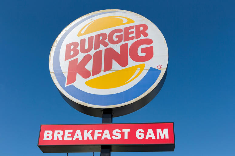 Burger King is starting Whopper Loans sweepstakes.
