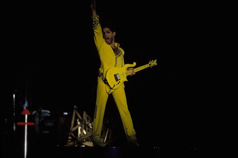 Prince is a music icon, but he also had style.