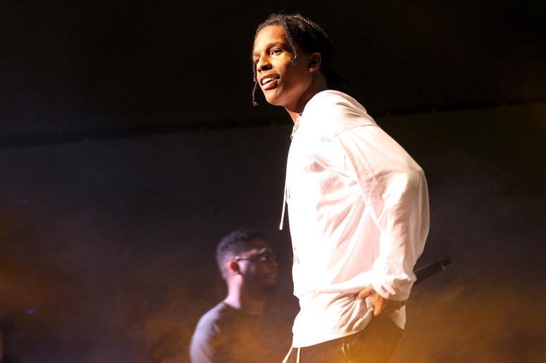 Asap Rocky will be held in Sweden following assault charge.