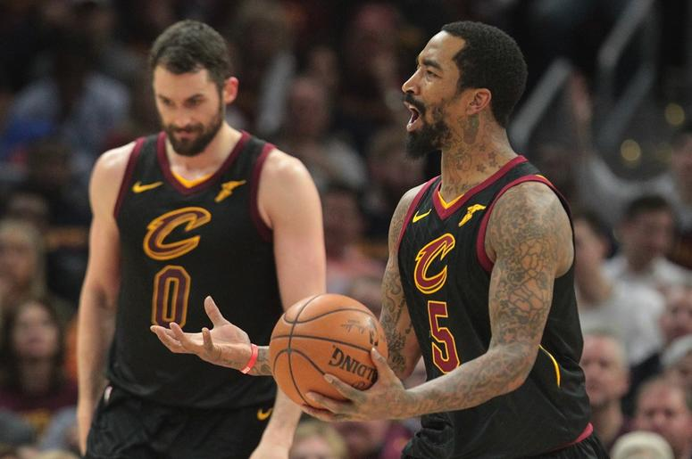a1151a08234 The Best Reactions to JR Smith's Game 1 Blunder | WPGC