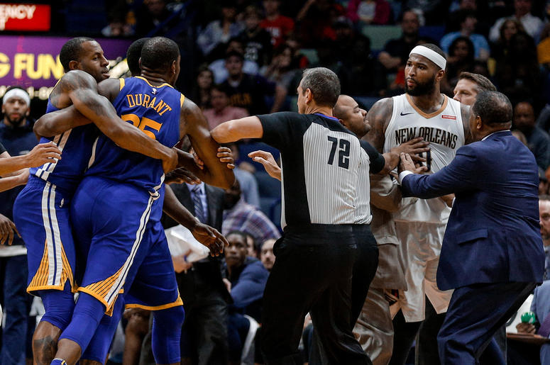 54daa218b1d5 PHOTO  Kevin Durant Trolls on Instagram After Demarcus Cousins ...