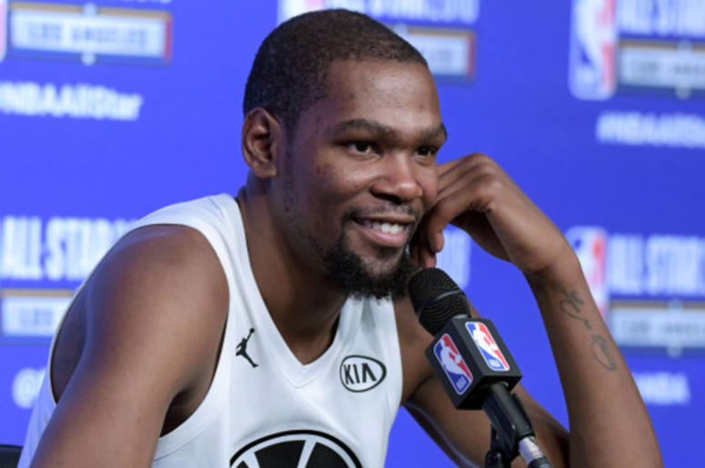 Kevin Durant ASG