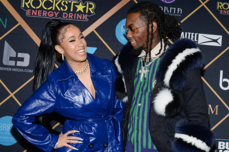 Cardi B And Offset Announce Birth Of First Child Internet Reacts To
