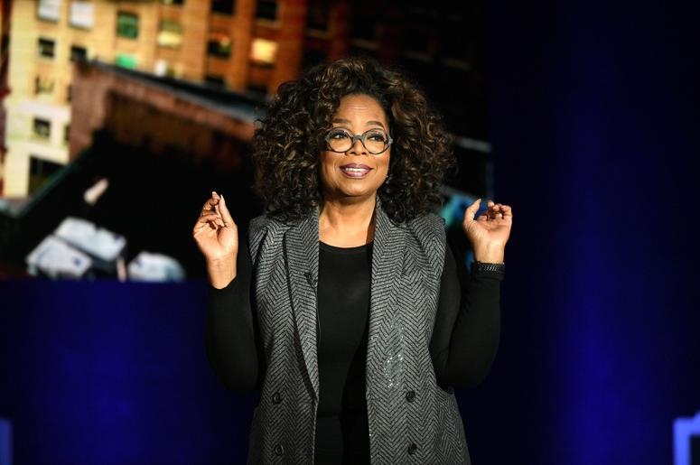 Oprah Winfrey $2.7 billion