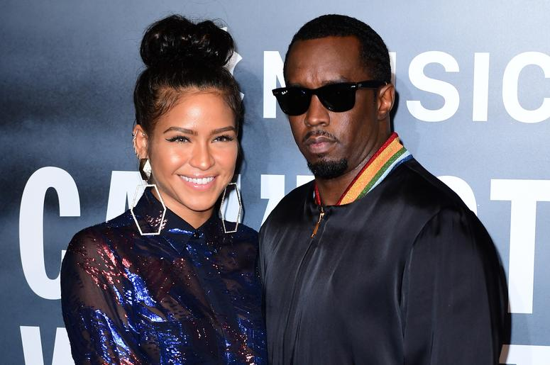 Sean 'Diddy' Combs and Cassie Ventura Call It Quits   WPGC