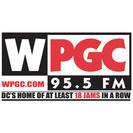 WPGC 95.5 Logo
