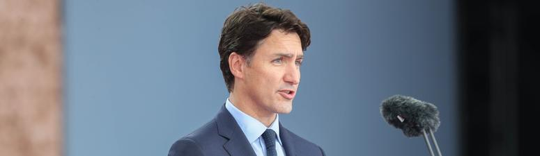 Zeoli: Canadian PM Justin Trudeau is Protected in the 'Cool Kids' Club'