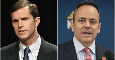 Beshear vs. Bevin political showdown set in Kentucky