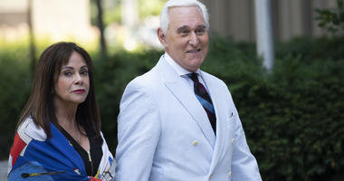 Judge restricts social media use of Trump friend Roger Stone