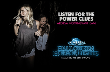 POWER 96 Wants You to Experience Halloween Horror Nights at Universal Orlando Resort!