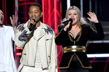 Kelly Clarkson, John Legend