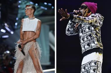 Halsey and Lil Wayne