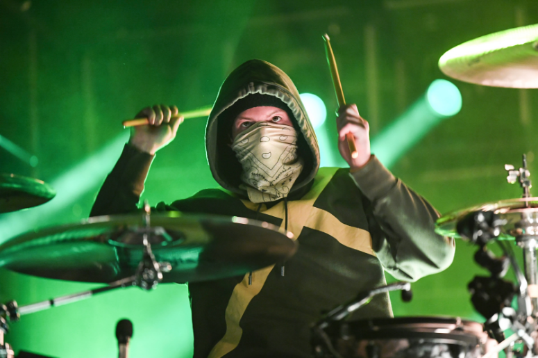 Twenty One Pilots performs at the BB&T Center in Sunrise, Florida