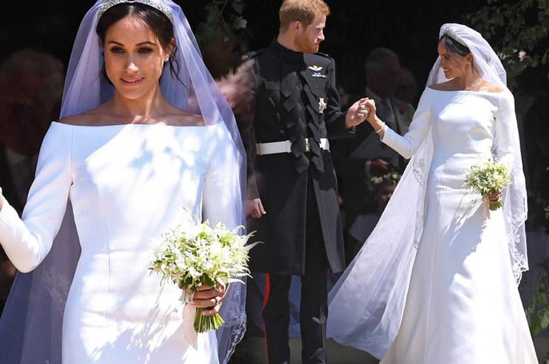 Who Designed Megan S Wedding Dress.The Designer Behind Meghan Markle S Wedding Dress Finally Speaks
