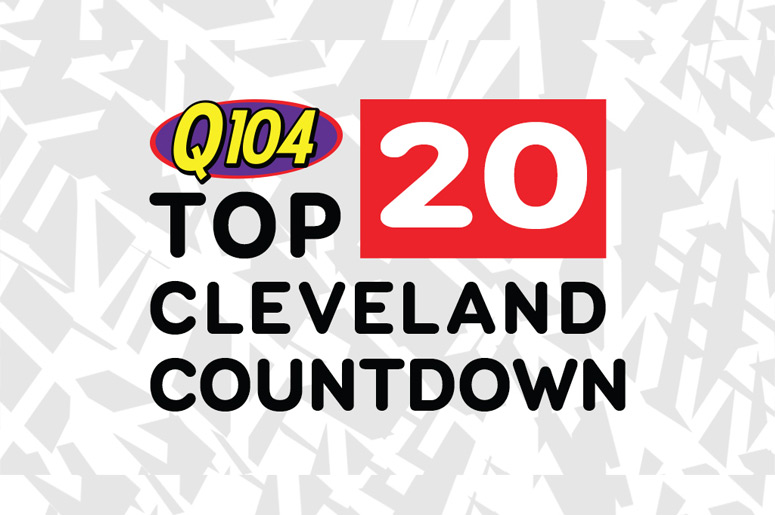 Top 20 Cleveland Countdown   Q104