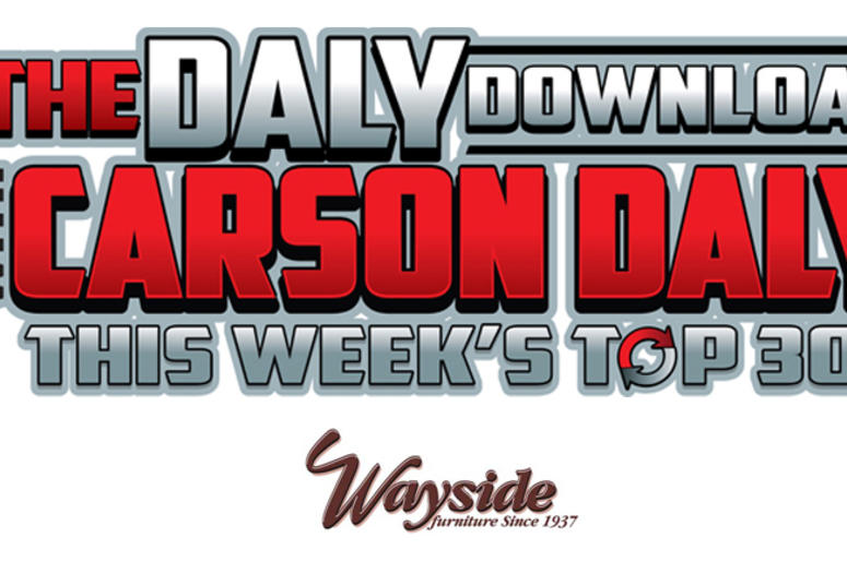 Top 30 Countdown with Carson Daly | Q104
