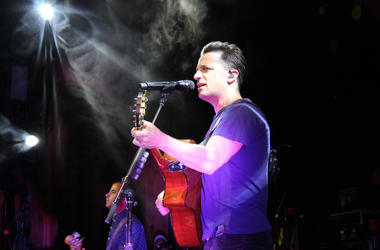 O.A.R. at Blossom Music Center on June 24, 2017