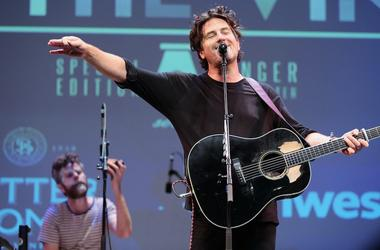 Matt Nathanson performed at Lincoln Theater Nov. 3rd during the 10th Anniversary Live In The Vineyard. Photo Credit: Will Bucquoy, Live In The Vineyard