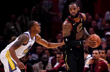 NBA: Finals-Golden State Warriors at Cleveland
