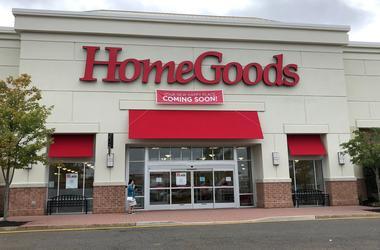 HomeGoods Cleveland Royalton Strongsville store