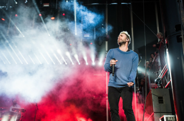 adam levine, maroon 5, nfl hall of fame concert