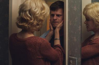 Nicole Kidman and Lucas Hedges in 'Boy Erased.'