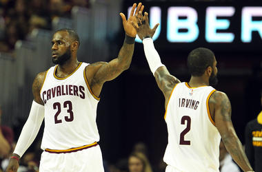 2dc55c2841d Kyrie Irving Is Open To Reuniting With LeBron James .