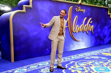 5/9/2019 - Will Smith attending the Aladdin European Premiere held at the Odeon Luxe Leicester Square, London. (Photo by PA Images/Sipa USA) *** US Rights Only ***