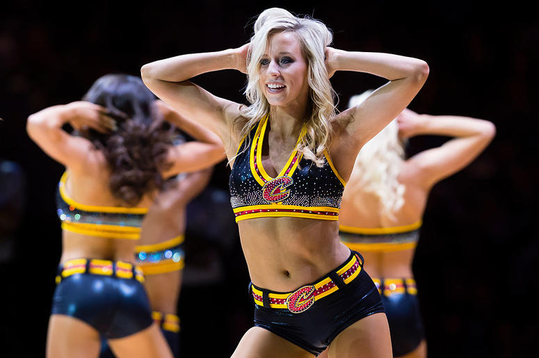 official photos 3bba0 364f4 Cleveland Cavaliers in-game entertainment name changes | Q104