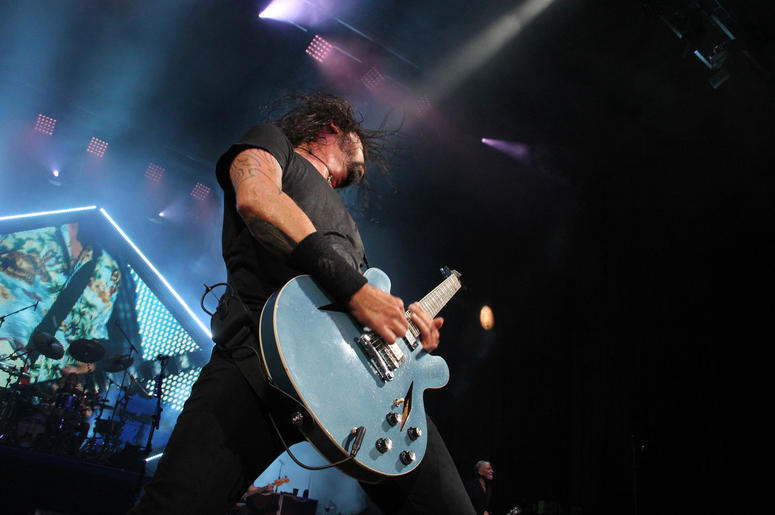 Foo Fighters at Blossom