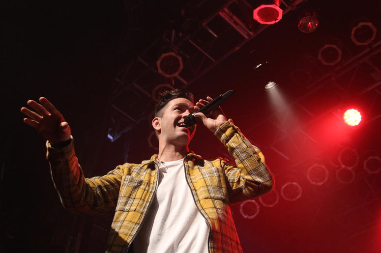 Andy Grammer at House of Blues Cleveland