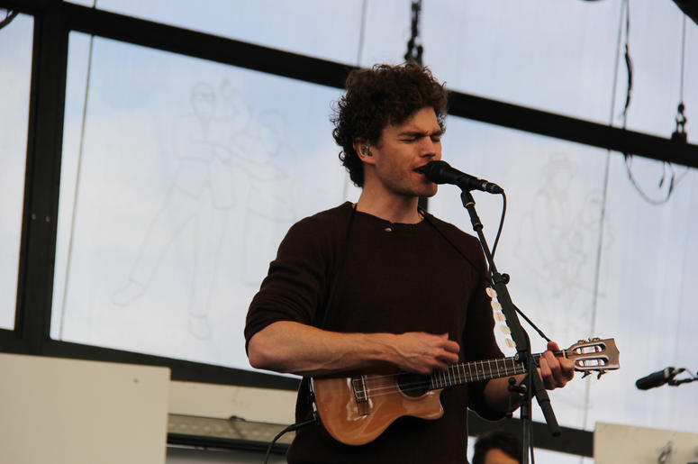 Vance Joy at Jacobs Pavilion at Nautica in Cleveland